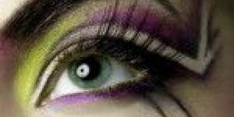 Притягувати поглядом: основні техніки і секрети макіяжу