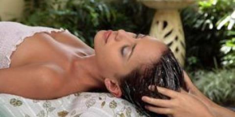 Процедура пілінгу шкіри голови в домашніх умовах