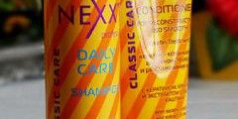Професійні засоби для волосся nexxt professional