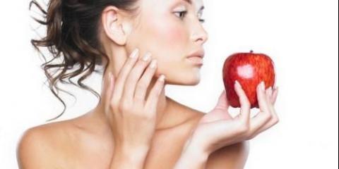 Прищик? Є хороше натуральний засіб - звичайна скибочка яблука.