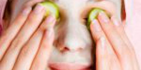 Розгладжують шкіру маски для жінок від 40 років