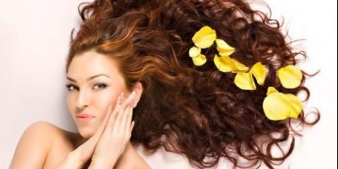 Рецепт натурального шампуню для волосся.