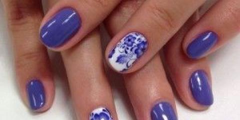 Малюнки на нігтях гель-лаком фото новинки