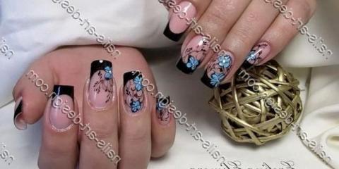 Малюнок на нігтях 2016