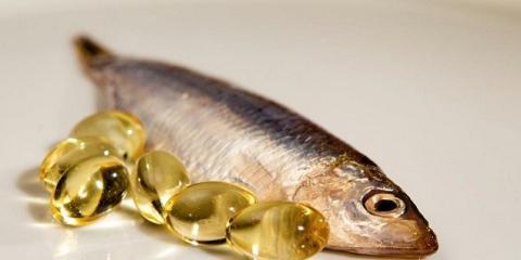 Риб`ячий жир - ефективний засіб від випадання волосся