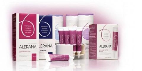 Шампунь алерана проти випадіння волосся