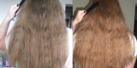 Скільки часу тримається хна на волоссі?
