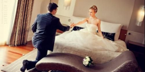 Скоро весілля. Поради нареченому і нареченій перед весільної фотозйомки.