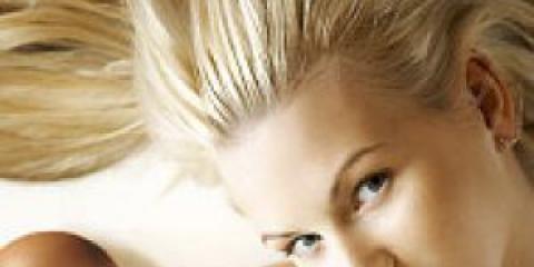 Сметана для волосся