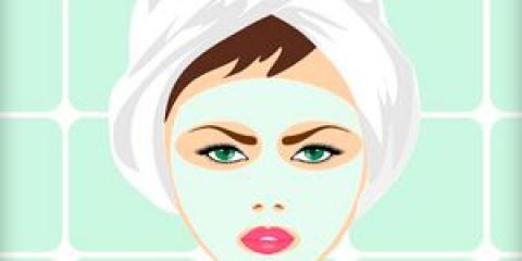 Сметанні маски для обличчя - кращі рецепти