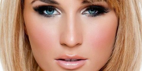 Smokey eyes: докладна інструкція для блакитнооких