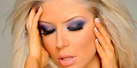 Створюємо макіяж для зелених і зелено карих очей