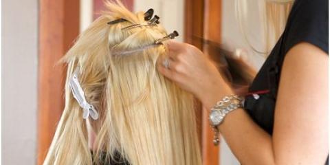 Способи нарощування волосся