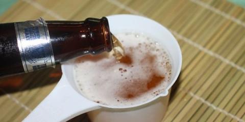 Способи застосування пива для догляду за волоссям
