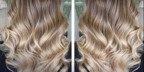 Стаття: як підібрати стрижку і колір волосся.