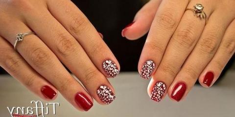 Стемпинг дизайн нігтів