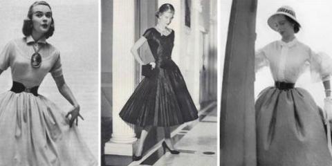 Стиль new look - від 40-х років і до наших днів
