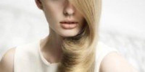 Стрижки і фарбування для довгого волосся 2012
