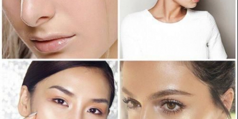 Стробінг - нова тенденція в макіяжі.