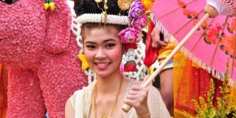 Тайські маски для волосся - екзотичне захоплення