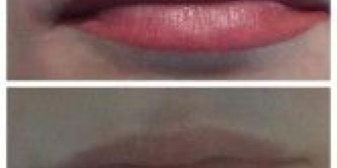 Татуаж губ додасть колір, змінить форму, збільшить обсяг