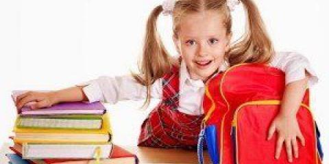 Вимоги підготовки майбутнього першокласника до школи