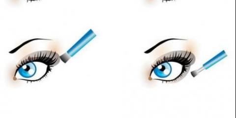 Вчимося робити макіяж smoky eyes.