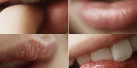 Догляд за губами.