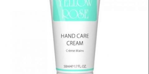 Догляд за шкірою рук.
