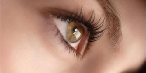 Догляд за шкірою навколо очей.