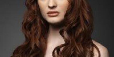 Укладання для довгого волосся 2012