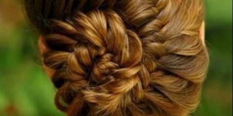 Урок шикарною зачіски?
