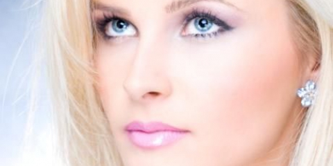 Уроки макіяжу для блакитних очей
