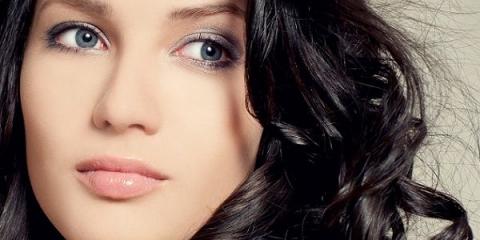 Варіанти макіяжу для темного волосся і блакитних очей