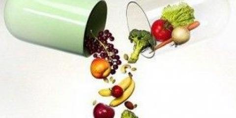 Вітамін а (ретинол): харчування і сила волосся