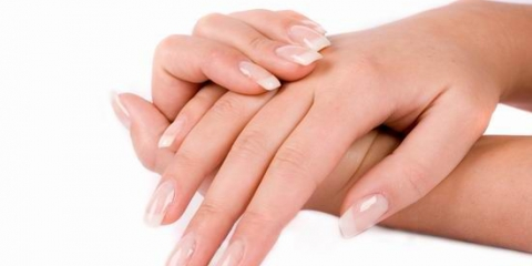 Вітамінні комплекси - для зміцнення нігтів