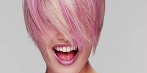 Вибираємо щадну фарбу для волосся