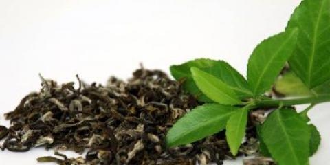 Зелений чай - догляд і очищення для волосся